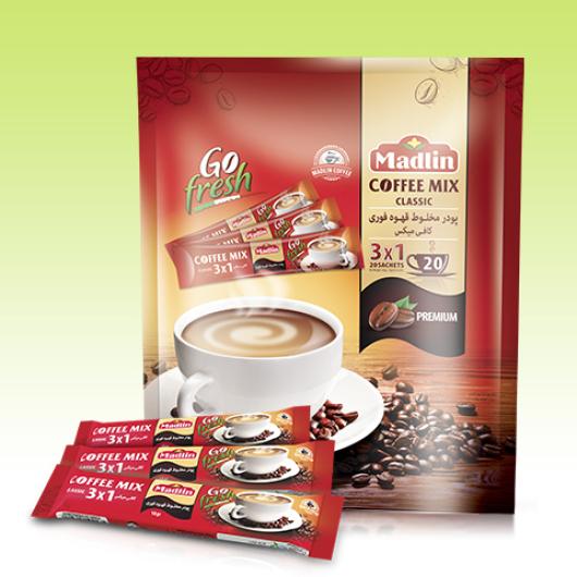 پودر قهوه فوری سنتی (1*3 )